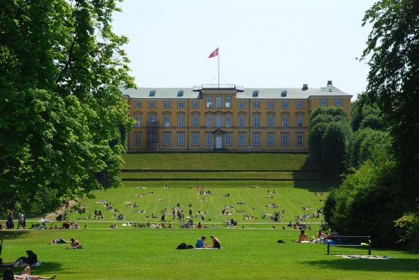 dag efter dag Frederiksberg