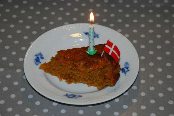 fødselsesdagskage